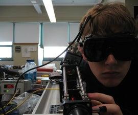 Laser Surveillance System for under $20