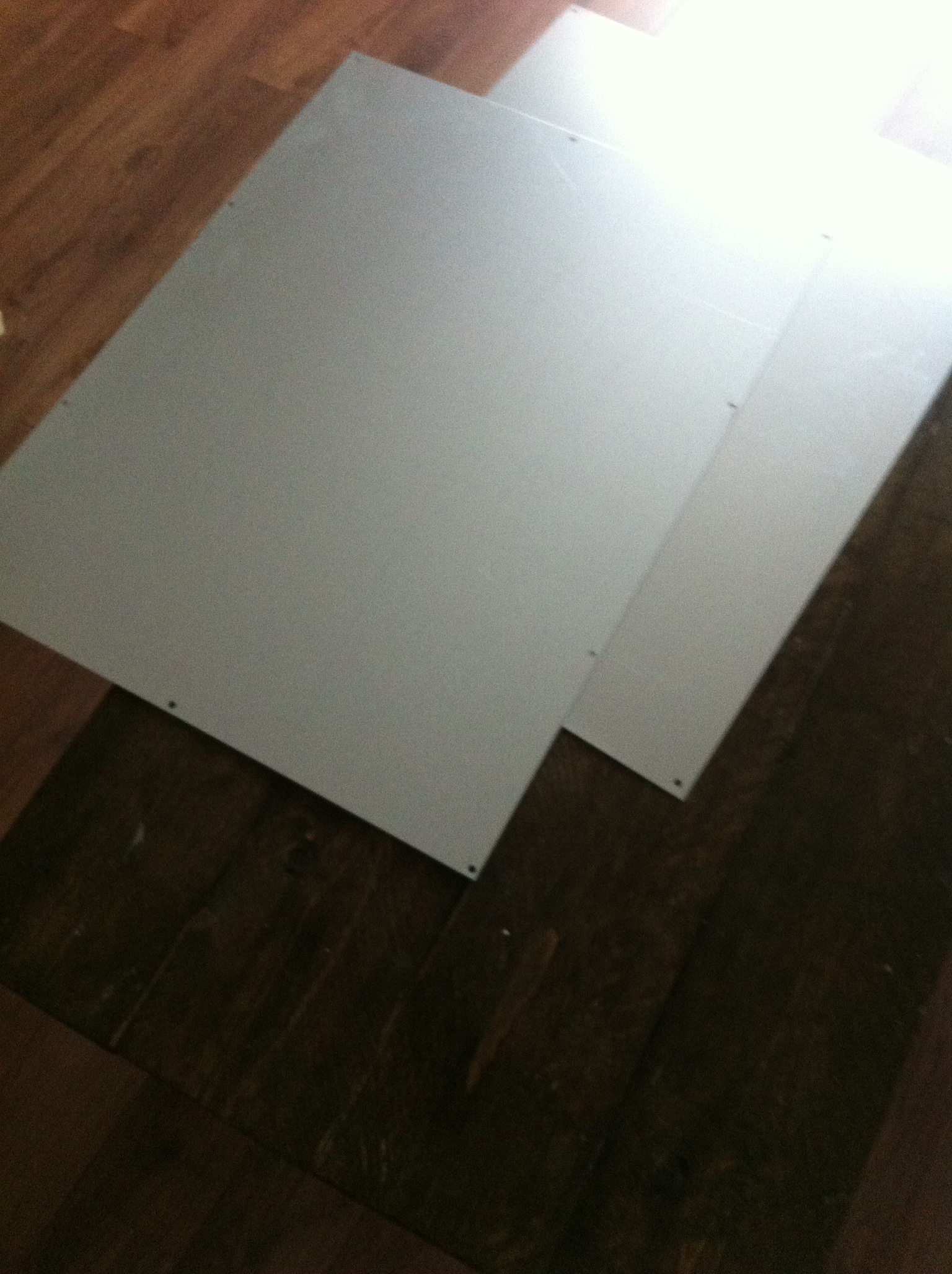 Picture of Cut or Find Some Galavanised Steel or Magnetic Metal You Wish.