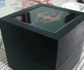 Skyrim Gift Box (Or Any Logo You Want)