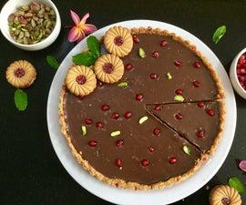 Chocolate Nutella Tart