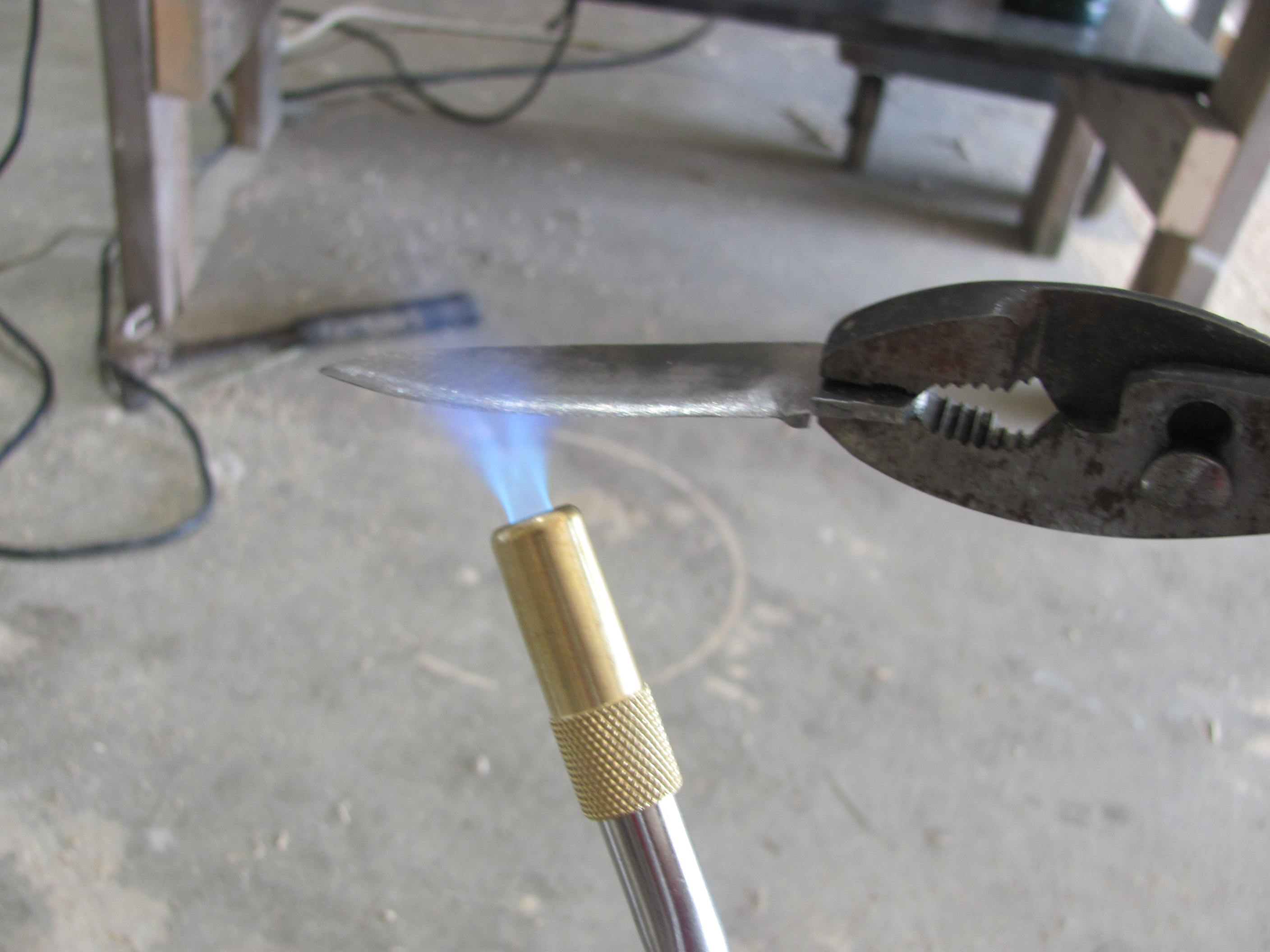 Picture of Quenching and Tempering