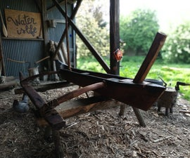 Building a Wrong Cedar Dugout Outrigger Concept Canoe