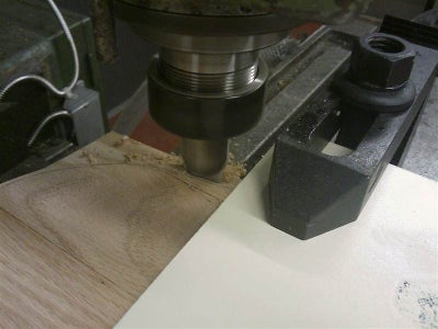Mill Setup and Milling Contours