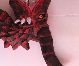 Dragon Lamp