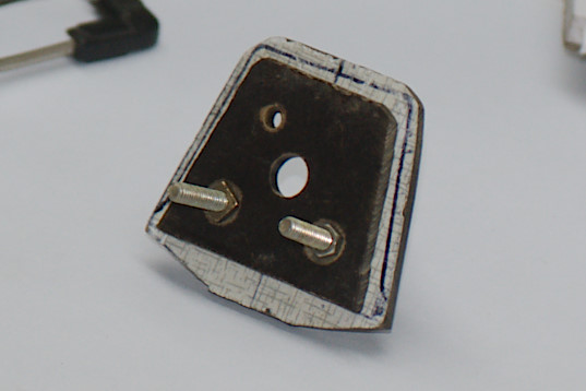 Picture of Tripod Quick Release Plate (QRP)