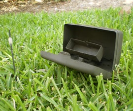 How to make an easy, cheap, non-explosive airsoft claymore using household items!