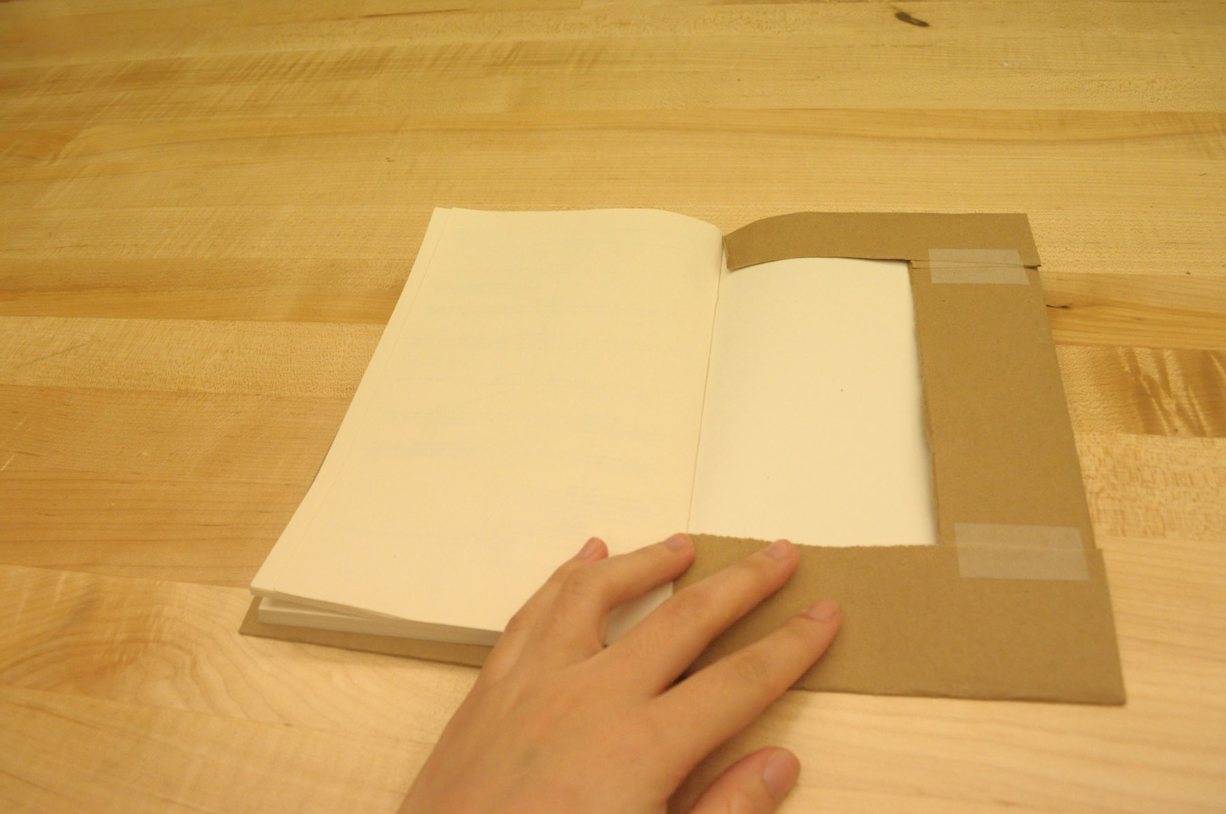 Picture of Fold and Tape