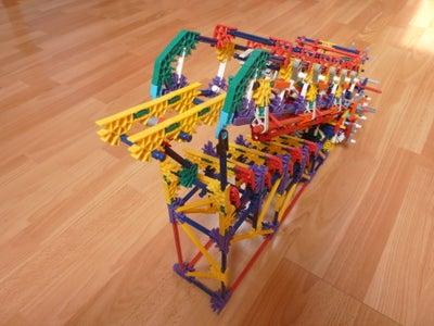Shadow Separator, a Knex Ball Machine Path Separator