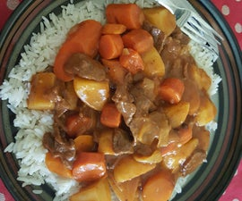 Super Easy Delicious Beef Stew