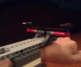 LEGO Wrist Mounted Slingshot