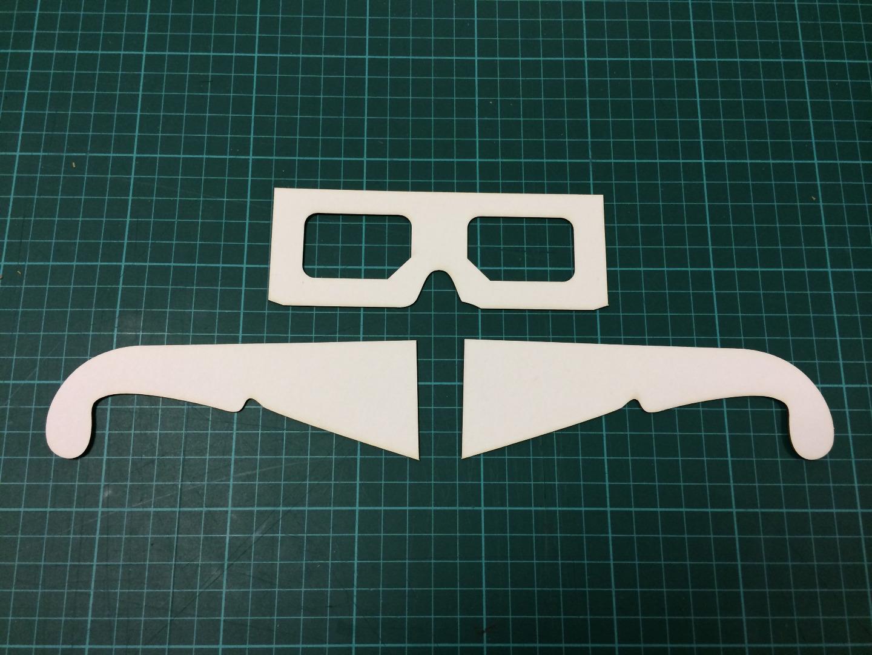 Picture of Solar 'Glasses'