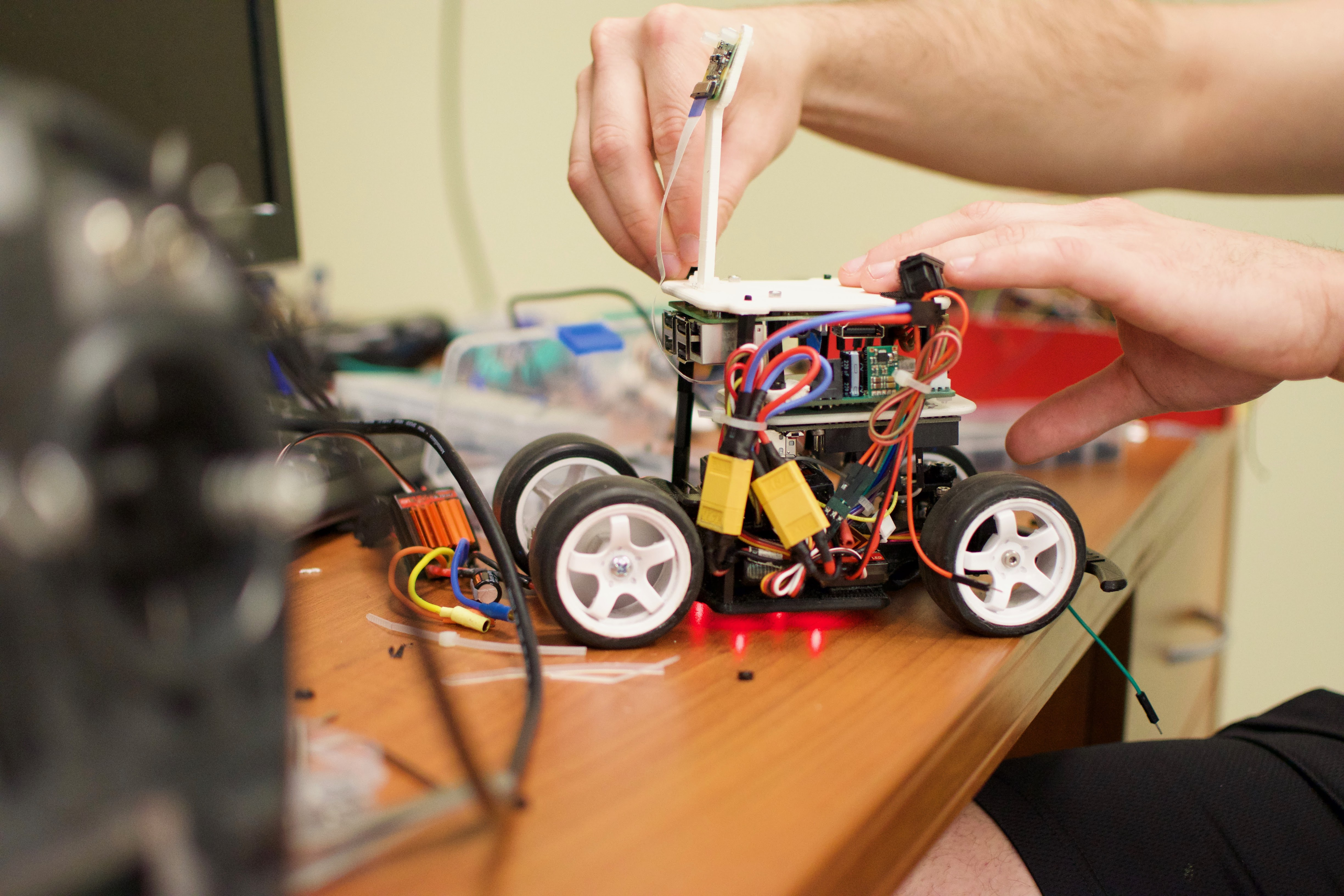 Picture of PiCar: Building an Autonomous Car Platform
