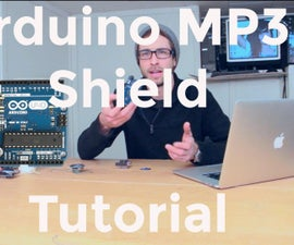 How to Use: CHEAP Arduino Mp3 Shield for Making Robot Talk