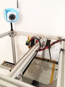 Prototype: Functional Mount for the 3D Printer