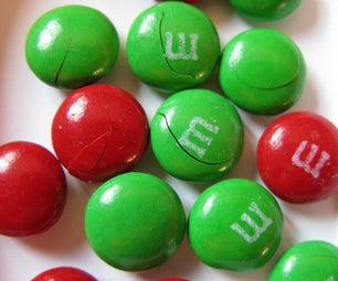 Stay Warm, Eat Melted M&Ms!