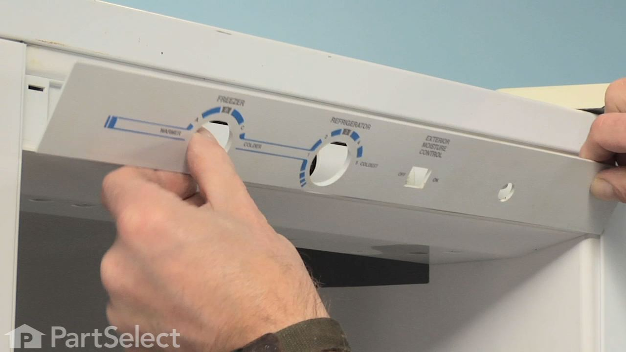 Picture of How to Replace Fridge Defrost Timer