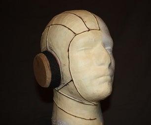 HUMAN HEAD PATTERN MODEL
