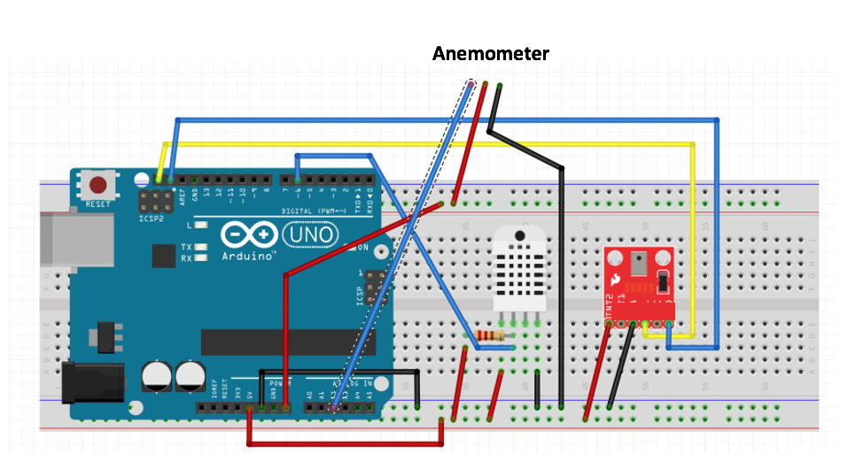 Picture of Check the Circuit and Run Some Tests
