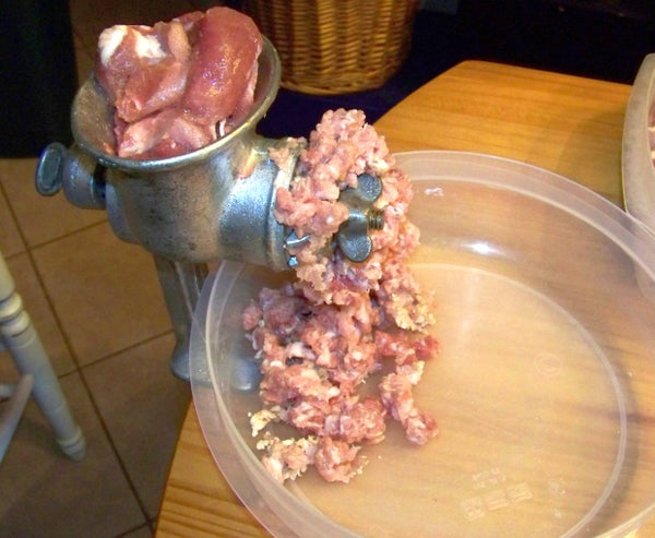 Grind Your Own Meat