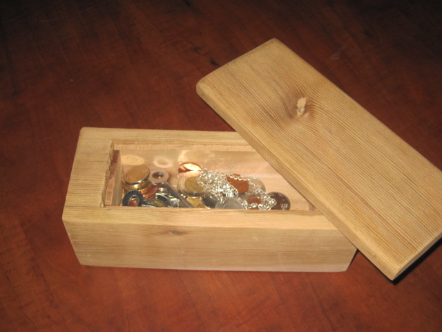 Picture of Filling the Box With Treasure and Finding a Gardian