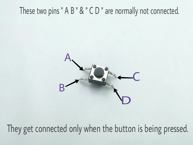 Picture of How PushButton Work's