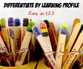Differentiate Using a Multiple Intelligence Inventory