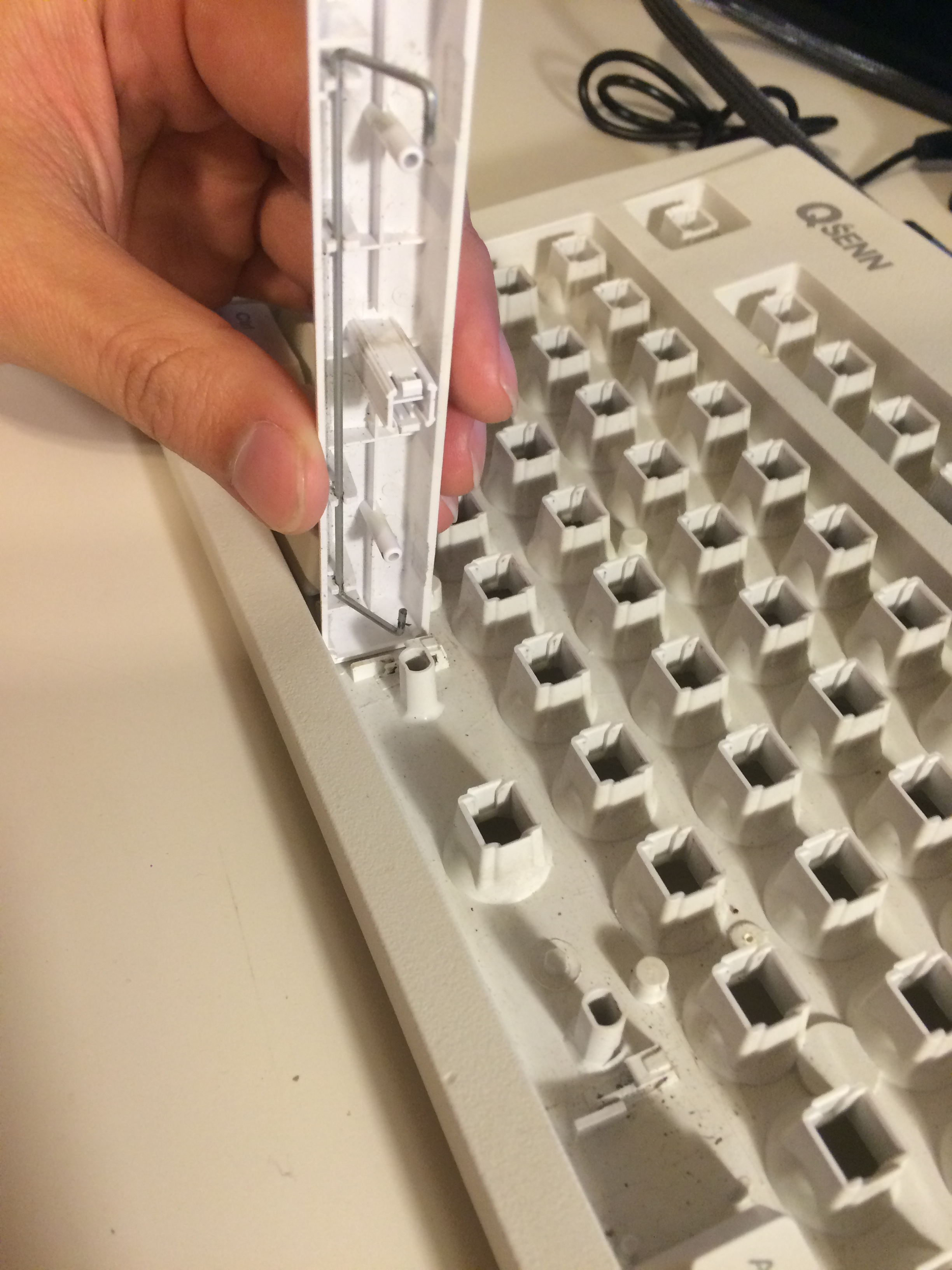 Picture of Remove Keycaps