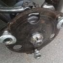 Driveshaft Nut Loosen/Tighten Trick Without Pneumatic Tools