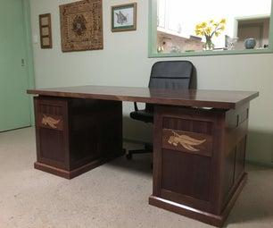 Large Writing Desk