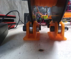 3D Pinted Spool Reel