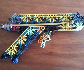 Knex Handle/Mag Pistol