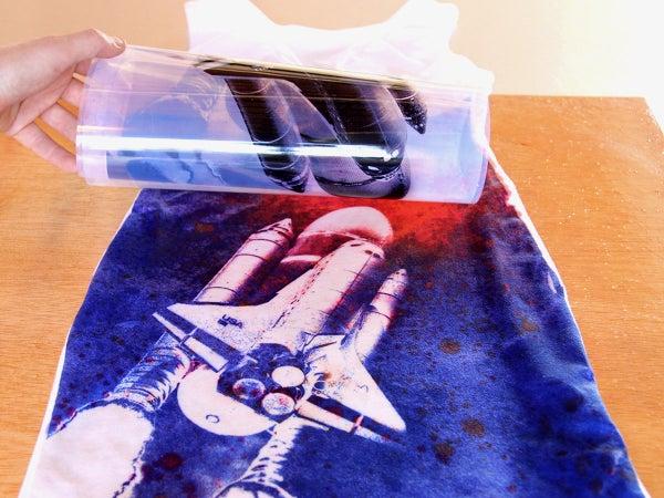 Create a Galaxy Print With Inkodye
