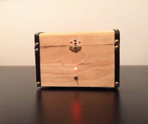 Arduino Knock-Knock Treasure Box