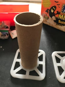 Make Spools to Store Lights