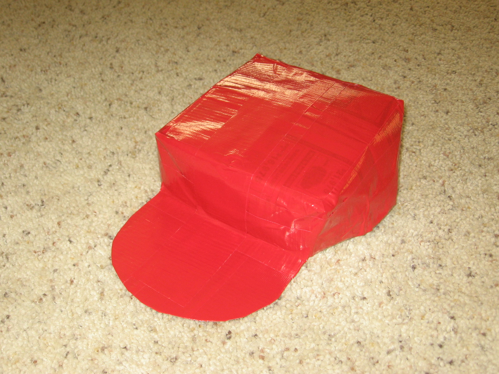 Picture of Duct Tape Hat