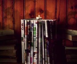 Decorative Magazine Craft
