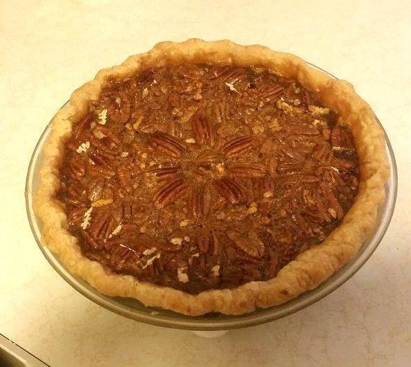 Picture of Bourbon Pecan Pie