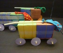 Air-powered Vehicles