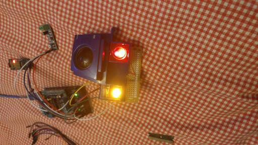 Picture of LEDs(Optional)