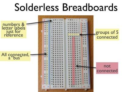 How a Breadboard Works