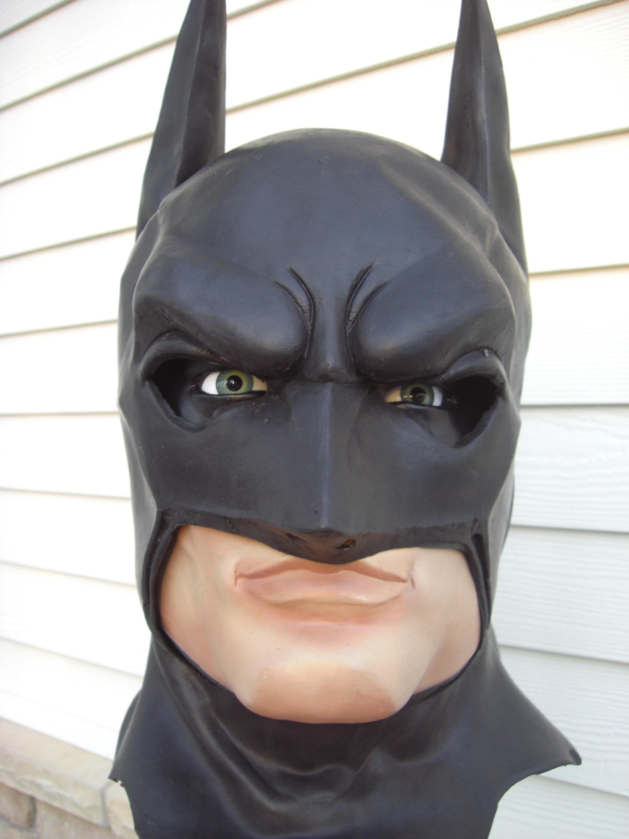 Picture of Life Sized Animatronic Batman
