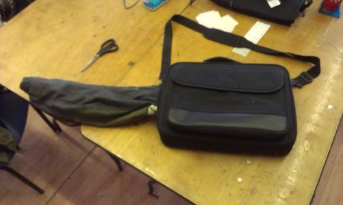 Lazy Banjo Bag