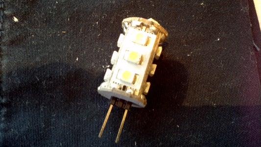 Make the Ping Pong Led Light Bulb