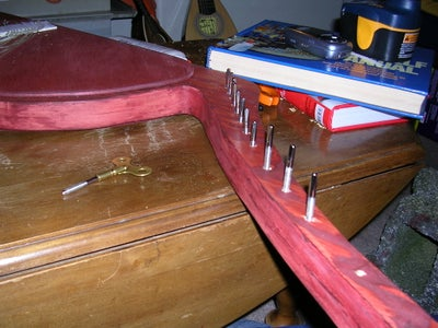 Zither Pins