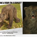 BUILDING A BEAR ON A BUDGET!- An FX Puppet and Costume build