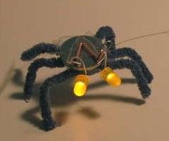 Blinkybug (Maker Faire version)