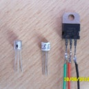 Identifying the correct leg of a transistor or MOSFET