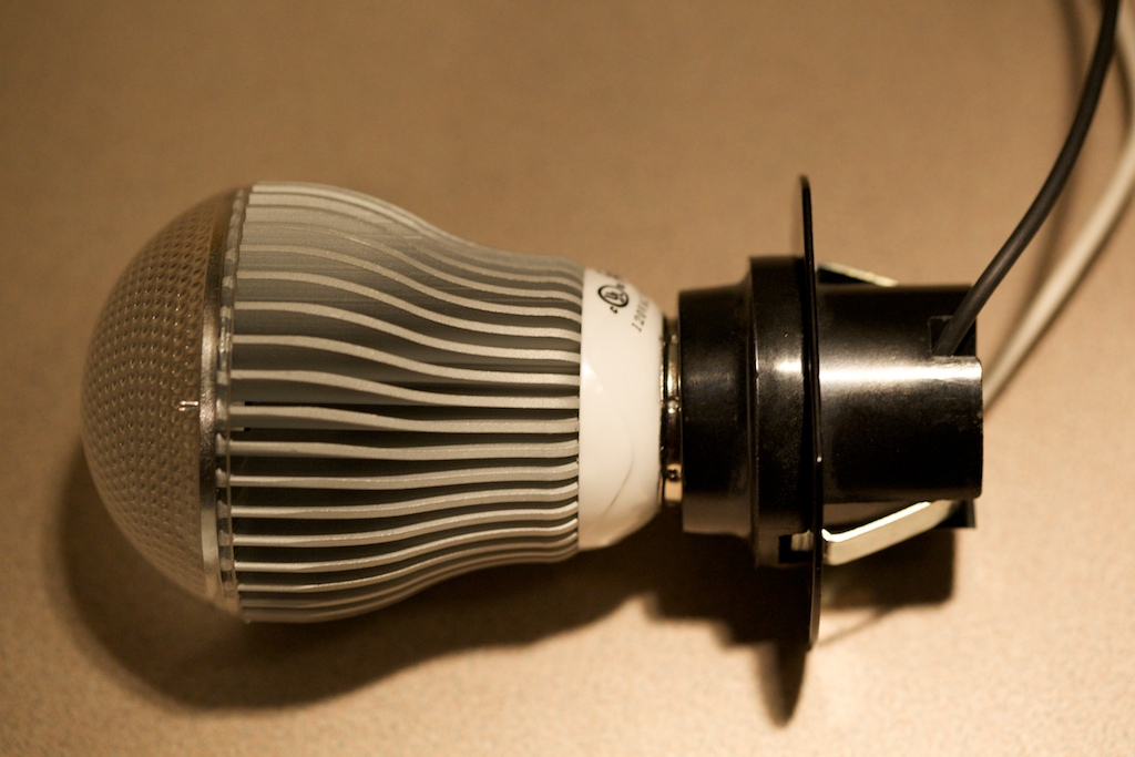 Picture of Assemble Light Bulb and Socket