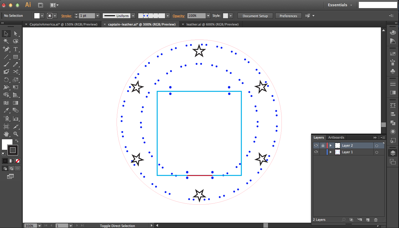 Picture of Designing Circuits: Simple Circle Example