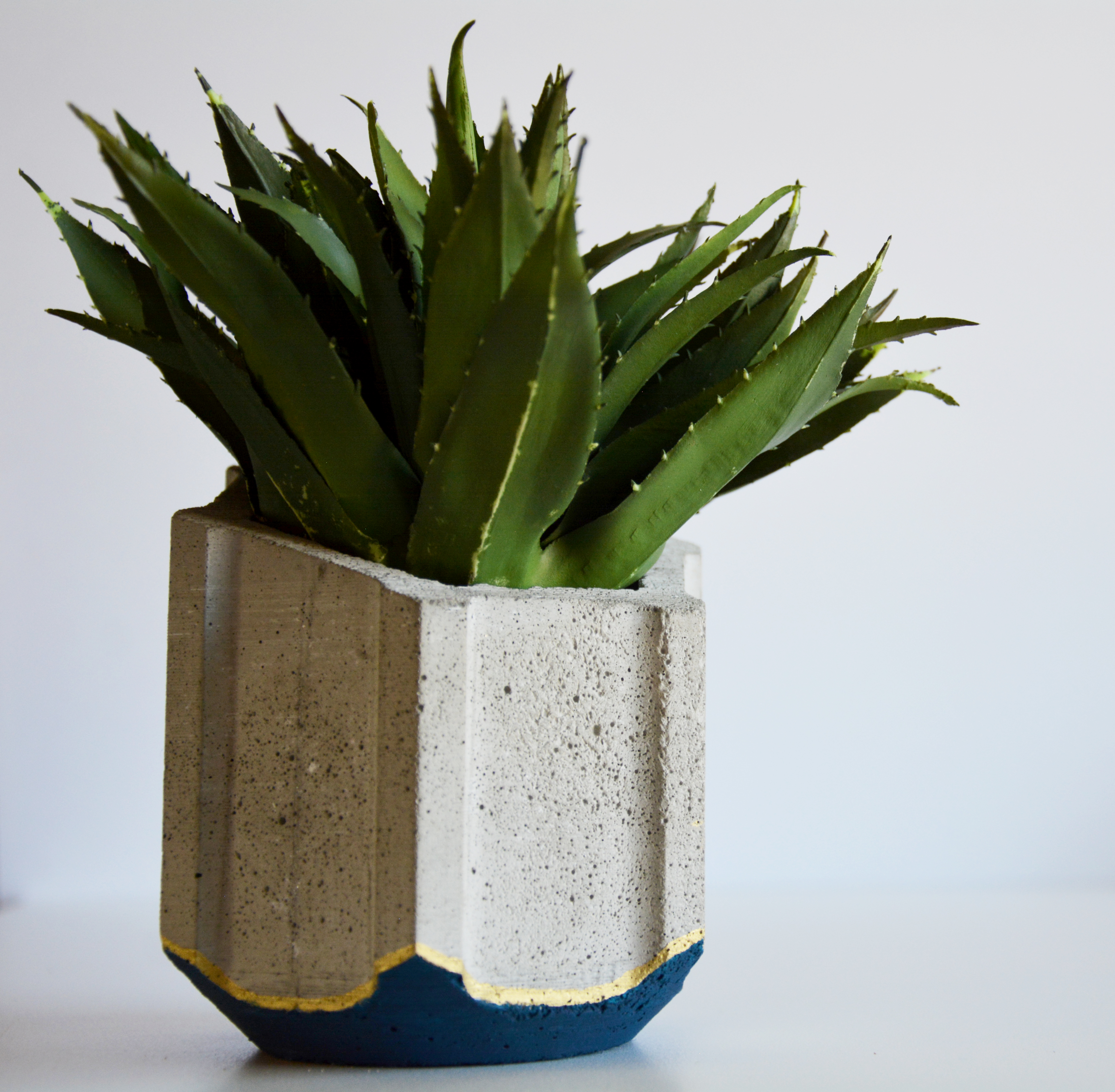 Picture of Option 1: Finishing 3D Printed Planter